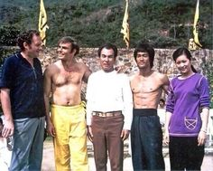 Enter The Dragon,Behind The Scenes 1973.