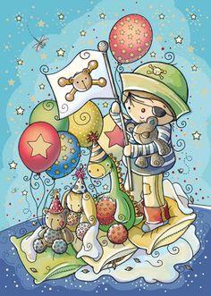 "Photo from album ""rachelle anne miller"" on Yandex. Ink Illustrations, Children's Book Illustration, Cute Images, My Images, Disney Paintings, Vintage Cards, Cartoon Drawings, Nursery Art, Mandala"