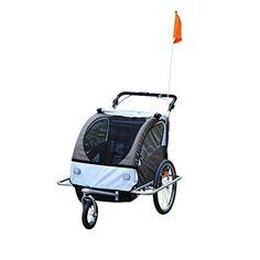 Remolque Infantil para Bicicleta 2 PLAZAS Rueda Giratoria... https://www.amazon.es/dp/B00OVBT34S/ref=cm_sw_r_pi_dp_x_Mx.bybBG6QW7X