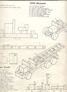 over 25 sets of plans / patterns for WOODEN TOYS by mudintheUSA, $19.50