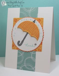 Weather Together - Stamp With Amy K