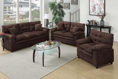 3-pc Sofa Set