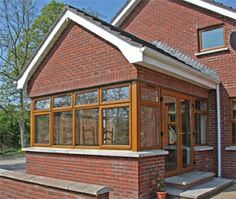 Keystone Lintels is the UK & Ireland's largest steel lintel manufacturer, specialising in bespoke lintels, masonry support brick feature lintels & windposts Extra Rooms, Building A New Home, Come And Go, Sunrooms, Ireland, Brick, New Homes, Lounge, Cabin