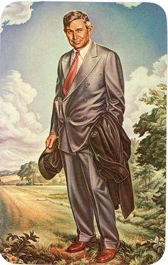 Will Rogers Oklahoma Humorist & Cowboy Vintage Postcard 1964