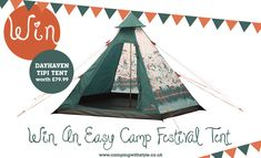 Win an Easy Camp Fes