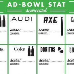 Super Bowl Party Games Ideas