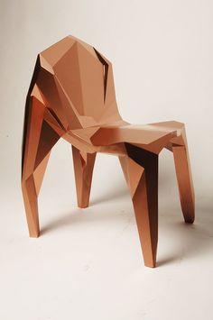 Kant Chair by Benjamin Nordsmark