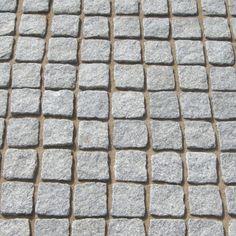 Strata - Grey Granite Setts 100x100mm 9.08sqm Pack