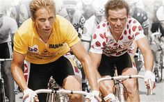 What made LeMond and Hinault's battle so unusual - as well as so intriguing and compelling - was that they were the best, and they were team-mates.
