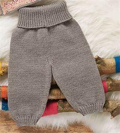 Babies Knitting Patterns Trousers Pattern 426.921