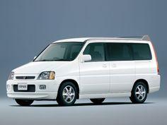 """Honda StepWGN """"Speedee"""" (RF1) '04.2000–04.2001"""