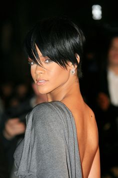 i love her short haircuts, one day i will be daring enough to cut mine that short..