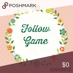 Follow Game! Like this post, follow the people who have liked it and share the post so others can join! Don't forget to check in a few days! 😊 I'd love to expand my followers and who I follow and help each other grow!!! Other