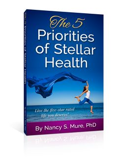 *FREE*  Today it's easy to get further and further away from the basics of living a healthful life. We eat what's convenient, we work long hours, we live in a constant state of indigestion and we sleep less. We forget that health is the human body's most natural state.   My e-book, The 5 Priorities of Stellar Health, is the bare basics of what you need to take your health back. I'm offering it you FREE at http//www.stellarhealthinc.com    Enjoy and be happy. It's good for your health!