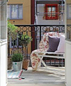 Καλοκαιρινή βεράντα | Jenny.gr