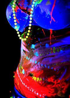 Si tiene neon... Lo Amoo ♥