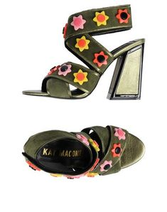 Kat Maconie Mia - Women Sandals on YOOX. The best online selection of Sandals Kat Maconie. YOOX exclusive items of Italian and international designers - Secure payments - Free Return