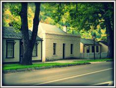 Cutest little Cottages... Arrowtown, NZ