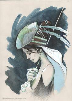 Character Inspiration, Character Design, Art Et Illustration, Expositions, Female Characters, Art Girl, Favorite Color, Illustrators, Pin Up