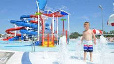 Freedom Park Aquatic Center, Greenwood IN