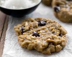 Chunky Peanut Butter Chocolate Chip Cookies
