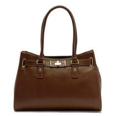 9ce2b84429b1 Belted Satchel Handbag – For Sale