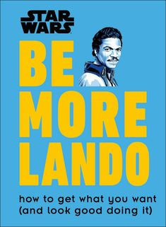 A humorous take on how to get what you want (and how to look good doing it)with the help of Lando Calrissian    Packed with witty career advice for budding entrepreneurs, this Star Warsself-help book is full of brilliant business advice and funny quotes fromLando Calrissian and other Star Wars characters.    As the galaxy's resident wheeler-dealer, Lando has lots of useful advice forthe business novice. If you're setting up a start-up and want to know how towin over investors, when to back away