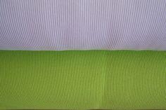 Baumwollbündchen Ripp Bündchen Schlauchware ÖkoTex kiwi,natur