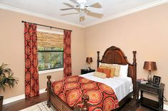 Check out this awesome GHF in this bedroom.