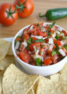 18 salsa recipes so good you won't need chips : The Loop