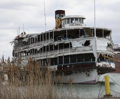 boblo island amusement park canada - I have been there....so sad that it's abandoned now.