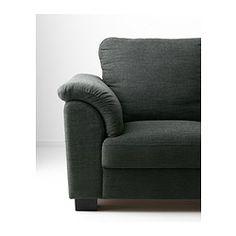 TIDAFORS Loveseat - Hensta green - IKEA Better colors are needed