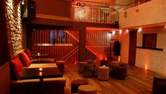 #MockaLounge in #Cardiff is an upbeat venue which has loads of room inside. It is ideal for speed dating in #CardiffCityCentre.