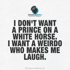 A weirdo...lol