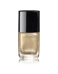 Vernis or canotier, Chanel, 25€