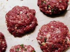 Receta de hamburguesas caseras... ¡Y el gran secreto de mi papá para que salgan riquísimas!