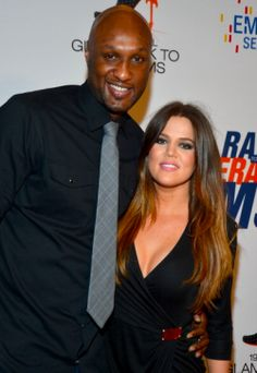 "nice Khloe Kardashian NOT ""Jealous"" Of Lamar Odom's New Relationship, Despite Report"
