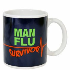 Not sure if this is for men, or the women who have to nurse them through the man flu.