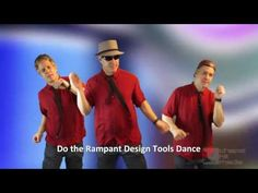 Rampant Design Tools Dance