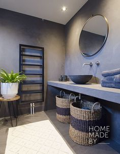 remodeling ideas bathroom is definitely important for your home. Whether you choose the bathroom remodel tips or dyi bathroom remodel, you will create the best small bathroom storage ideas for your own life. Interior Trend, Interior, Home, Remodel, Shelves In Bedroom, Bathrooms Remodel, Bathroom Decor, Small Laundry Room, Bathroom Inspiration