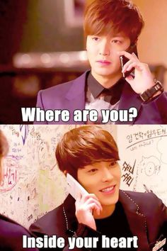 The Heirs.. Lol