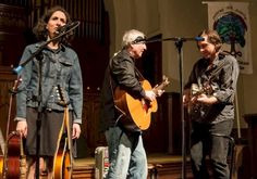 SongSpace at First Unitarian, with Joe Crookston, Pittsburgh, PA (photo by Greg Blackman)