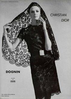CHRISTIAN DIOR 1966 by TEEN JET SET, via Flickr