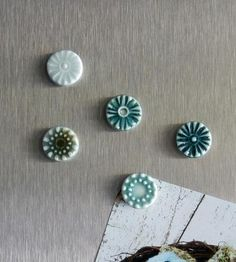 Mini Porcelain Magnets | Home Decor & Lighting | Creative Works | Scoutmob Shoppe | Product Detail
