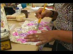 Tânia Islas aula de artesanato 21