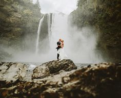 THE 2014 BEST OF THE BEST DESTINATION WEDDING PHOTOS | Photographed in Snoqualmie, WA by Benj Haisch of Benj Haisch