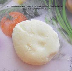 Простой и доступный рецепт холодного фарфора, который получается всегда - Ярмарка Мастеров - ручная работа, handmade