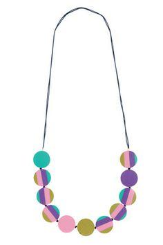 Vire necklace by Marimekko