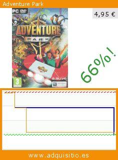 Adventure Park (Juego de ordenador). Baja 65.601111883252%! Precio actual 4,95 €, el precio anterior fue de 14,39 €. https://www.adquisitio.es/badland/adventure-park