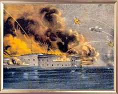 On April 10, 1861, Brig. Gen. Beauregard, in command of the provisional Confederate forces at Charleston, South Carolina, demanded the surrender of the Union garrison of Fort Sumter in Charleston Harbor. Garrison commander Anderson refused. On April 12, Confederate batteries opened fire on the fort, which was unable to reply effectively. At 2:30 p.m., April 13, Major Anderson surrendered Fort Sumter, evacuating the garrison on the following day. The bombardment of Fort Sumter was the opening…
